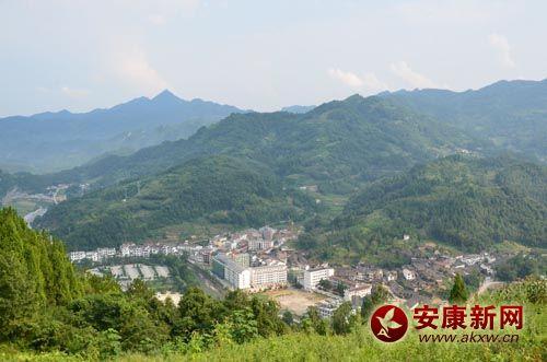石泉县熨斗镇入选中国历史文化名镇